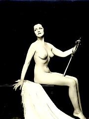 Some very real vintage artistic nude pictures