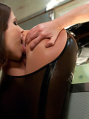 Bobbi Starr & Ariel X : ASS FUCKING ENEMAS GALORE