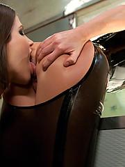 Bobbi Starr & Ariel X : ASS FUCKING ENEMAS GALORE
