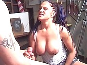 Boobs Handjob