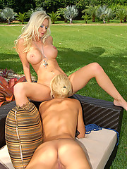 Super hot molly and her sexy fucking big tits hot ass lesbo girl share their pussies in this naked picnic fucking outdoor adventure