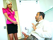 Amazing hot mini skirt big tits office babe gets fucked and cumfaced in these bathroom fucking doggy style big dong fucking hot sexy big movie and pics