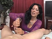 milf zoe holloway makes cock burst