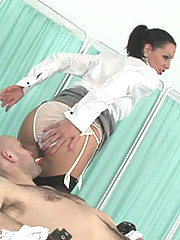 Cum milking british mistress tammie