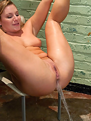 Aurora Snow dominated and ass fucked with scary toys.