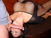 Amazing tight hot ass booty shorts babe gets her fishnet fucking ass pussy fucked hard in these hot bar fucking babe cumfaced vids