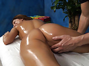 Hot 18 year old Latina gets Fucked Hard by her massage therapist