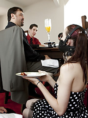 Join sadistic Masters and Mistresses for brunch and a kinky play party
