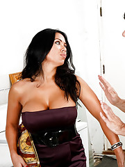 Sienna is used to getting everything she wants and this time isnt any different and she crashes the family handy mans work truck. Sienna knows that no matter how upset he is hes only a man who cant resist her big tits in his face.