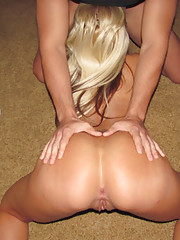 Hacked!: Big titty blonde