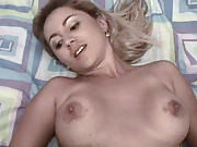 Stacy Gets Filmed While Her Man Plays WIth Her Pussy