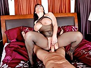 Come watch Claire Dames get all dolled up and stretched out to take a huge cock all the way in her vagina. Claire loves sucking and fucking  huge cocks and she shows us exactly how she prepares herself to take the biggest. Deepthroating isn