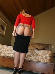 Huge Ass Housewife