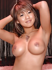 Super hot ass big tits asian gets nailed hard by her girlfriends roommate in these hot cumfaced fuck pics and big movie
