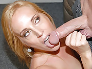 I went to buy a new cell phone and ended up fucking the milf behind the counter after she flirted with me at the store check out these hot vids