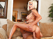 Puma Swede is the dog and the big cock is the Master