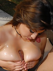 Hot big tits mini skirt brunette gets nailed hard in this power fucking pic set hot cumfaced fun