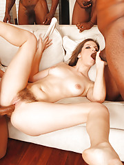The fellas have a special birthday surprise in mind for a friend -- the gift of Bobbi Starr, that is.