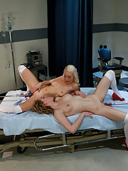Lorelei Lee and Lily LaBeau in a power fucking, ass rimming, pussy licking machine fuck fest full of face slapping, sweaty sex, choking & big orgasms!