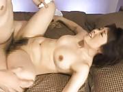 Hitomi Kurosaki mature woman getting fucked in her bra
