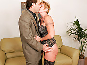 Anilos Honey Ray uses her years of experience when giving head
