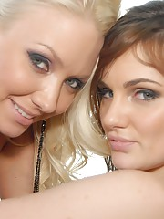 Hot molly and her sexy girlfriend lisa daniels fuck in this hot daily adventure