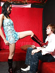 Horny tourist fucks a real hooker in a city