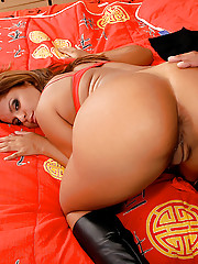 Hot ass brazilera babe gets her box pounded hard after a night jammin at the club