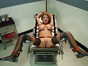 Tiger Woods mistress Joslyn James bound and ass fucked!