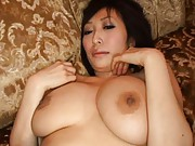 Hinano Sakaki Asian has nylon stockings ripped and pussy screwed
