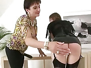Lady sonia british spanking action