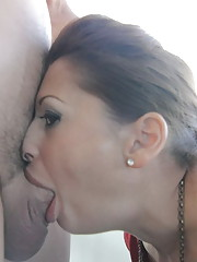 Spoiled slut gets fucked really hard