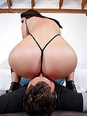 Amazing jayden james power fucked hard in her hot ass hot fucking cumfaced pics