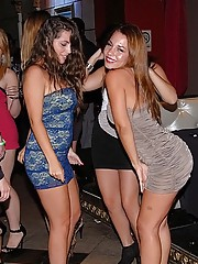 Amazing real amateur teen sex party at undercover club