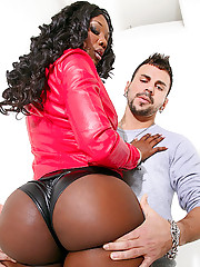 Fucking hot ass ebony black babe gets her juicy ass creamed and cumfaced in these power fucking hot sex