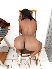 Big Black Ass
