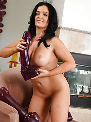 Lilith Eve in I Love Big Toys 27 at StretchedOutSnatch.com!!!