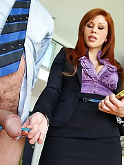 2 smoking hot ass mini skirt business babes fuck their new hires hot cumfaced office groups sex pics