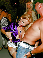 Lucky guys shagging hot willing drunk chicks