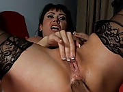 Eva Karera Gets A Fist In her Ass For The First Time!!!