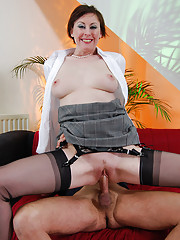 A hot lara latex shagging jim slip hardcore