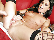 India Summer Squirting the Day Away