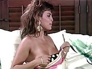 Tori Welles threesome sucking and fuck scene