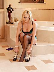 Pink Visual taps into Tanya Tate's deep sexual fantasy.