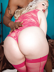 Interracial Huge Ass