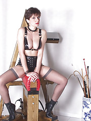 Rubber dominatrix