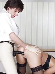 Strap on mistress