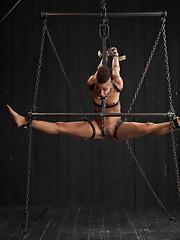 Professional dancer Nikki gets a beat down she won