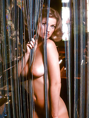 Lynnda Kimball is the victim of an unusual occupational hazard. She was working as a part-time photo stylist in Playboy