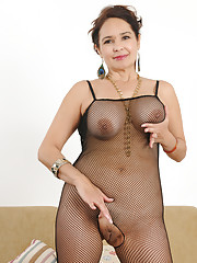 Busty Moms in Pantyhose